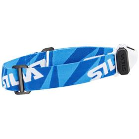 Silva Active XT Latarka czołowa niebieski/biały